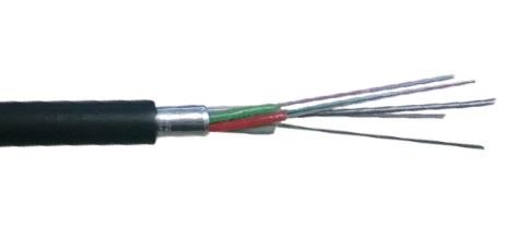 阻燃矿用光缆:GYTZA阻燃光缆